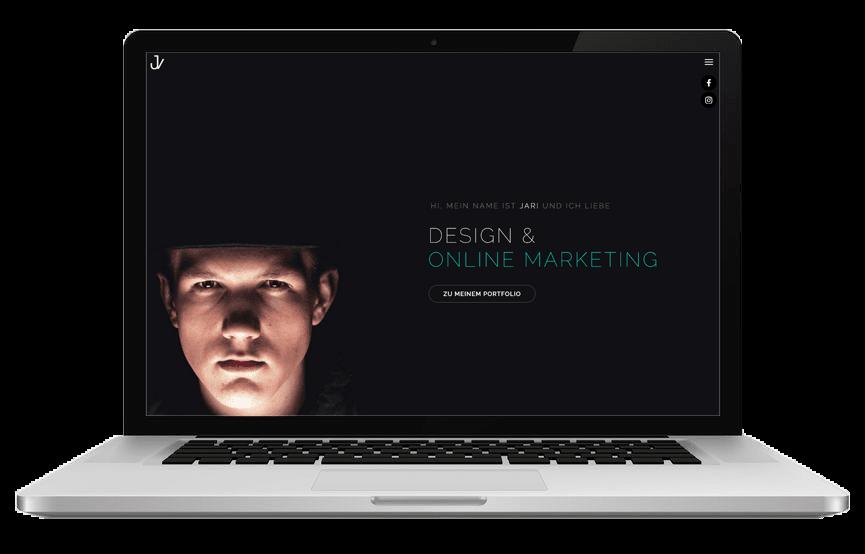 Desktop Demo Jari Vermeegen