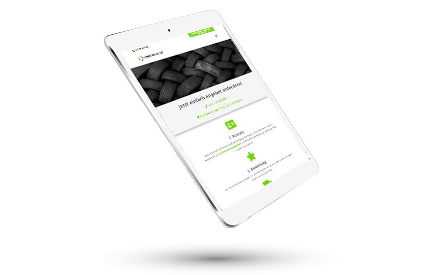 MV Media Performance Desktop Tablet Altreifen Recycling Vogt