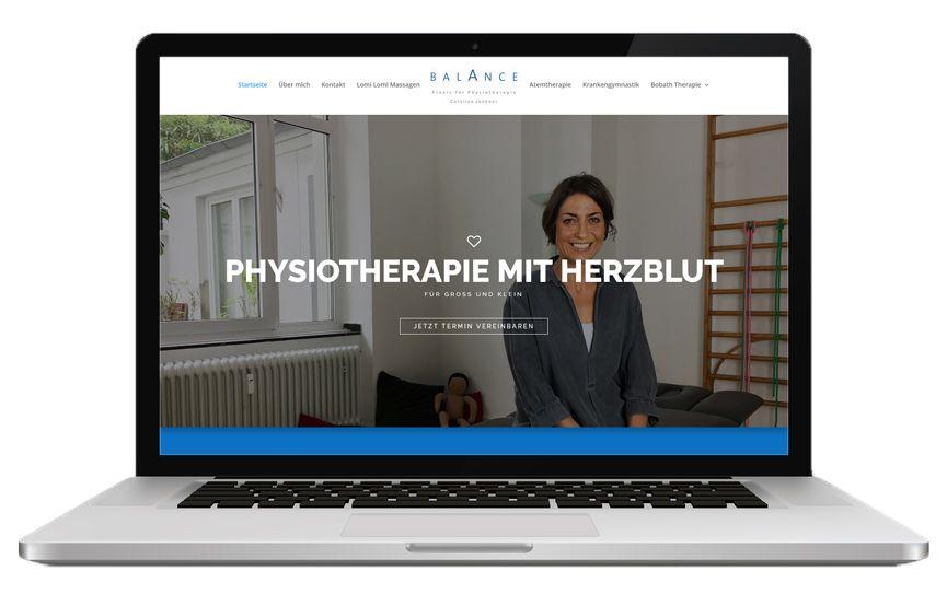 Werbeagentur Solingen MV Media Performance Desktop Demo 1